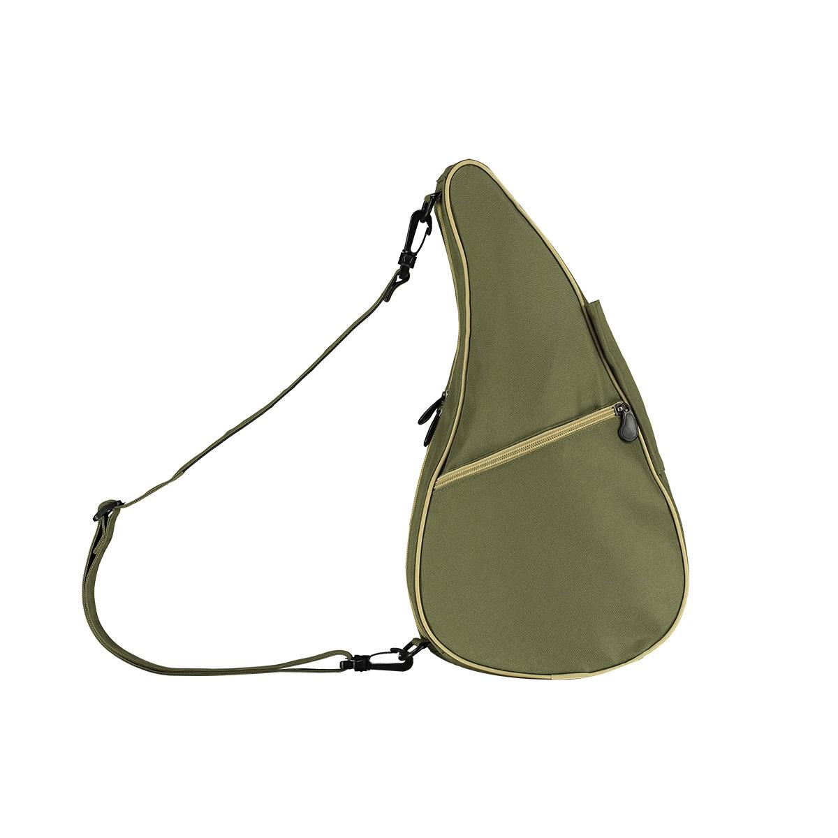 Healthy Back Bag/ヘルシーバックバッグ/ショルダーバッグ/ボディバッグ/旅行バッグ/軽量/レディース/メンズ 《限定ポーチ付》 公式ストア ヘルシーバックバッグ リバーシブル Sサイズ モシーオーク/シエラ