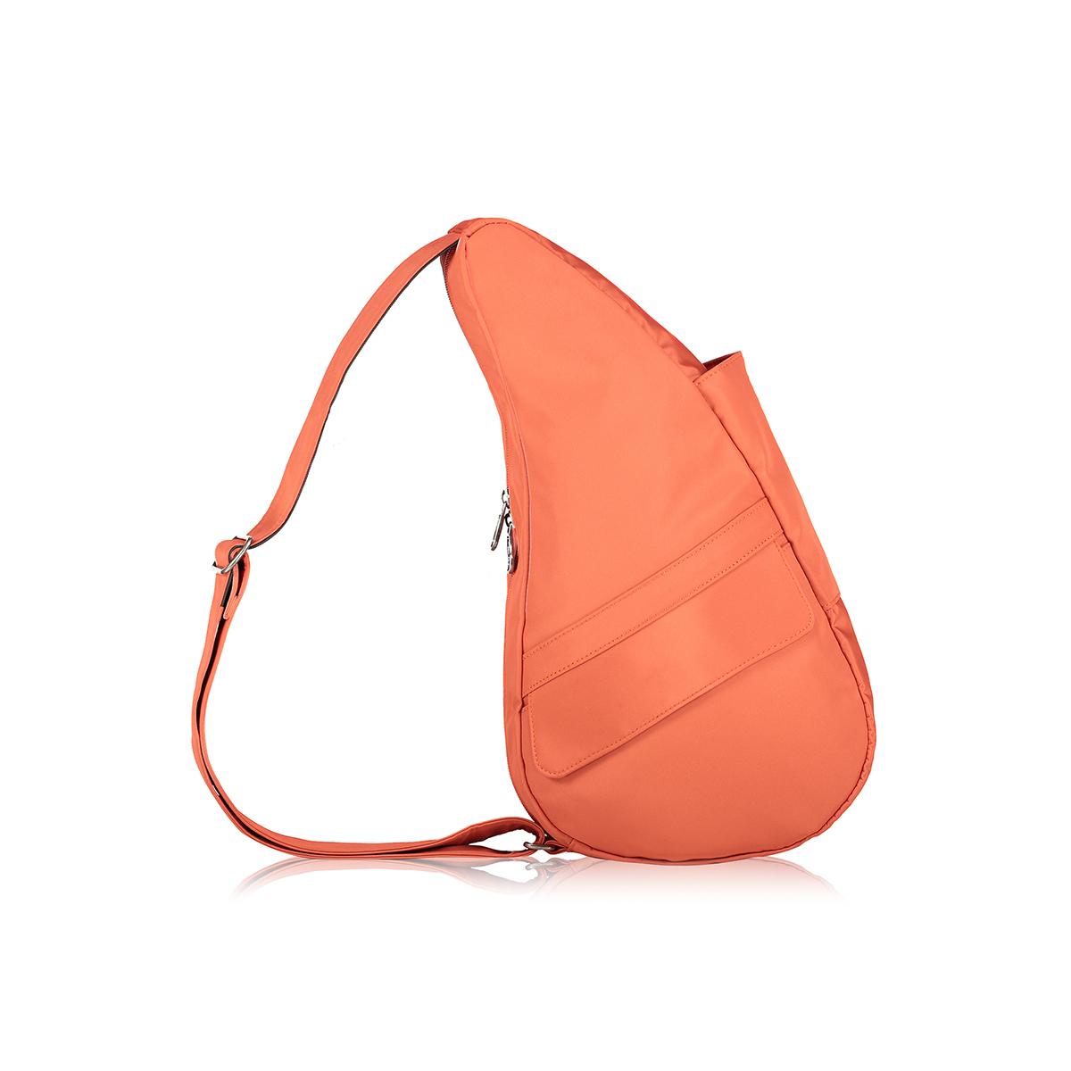 Healthy Back Bag/ヘルシーバックバッグ/ショルダーバッグ/ボディバッグ/旅行バッグ/軽量/レディース/メンズ 《限定ポーチ付》 公式ストア ヘルシーバックバッグ マイクロファイバー Sサイズ テラコッタ