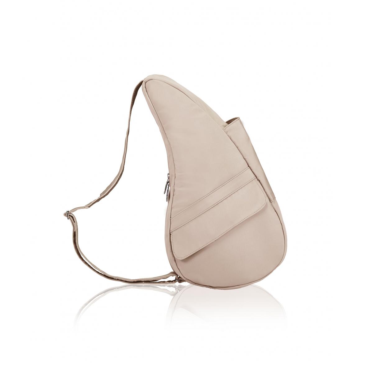 Healthy Back Bag/ヘルシーバックバッグ/ショルダーバッグ/ボディバッグ/旅行バッグ/軽量/レディース/メンズ 《限定ポーチ付》 公式ストア ヘルシーバックバッグ マイクロファイバー Sサイズ サンドストーン