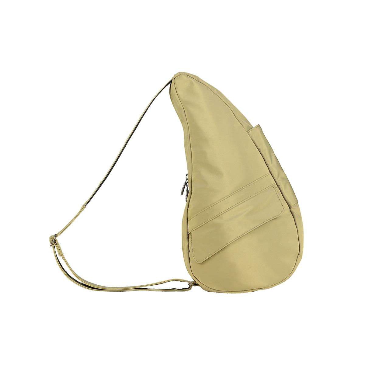 Healthy Back Bag/ヘルシーバックバッグ/ショルダーバッグ/ボディバッグ/旅行バッグ/軽量/レディース/メンズ 《限定ポーチ付》 公式ストア ヘルシーバックバッグ マイクロファイバー Sサイズ7303 サファリ