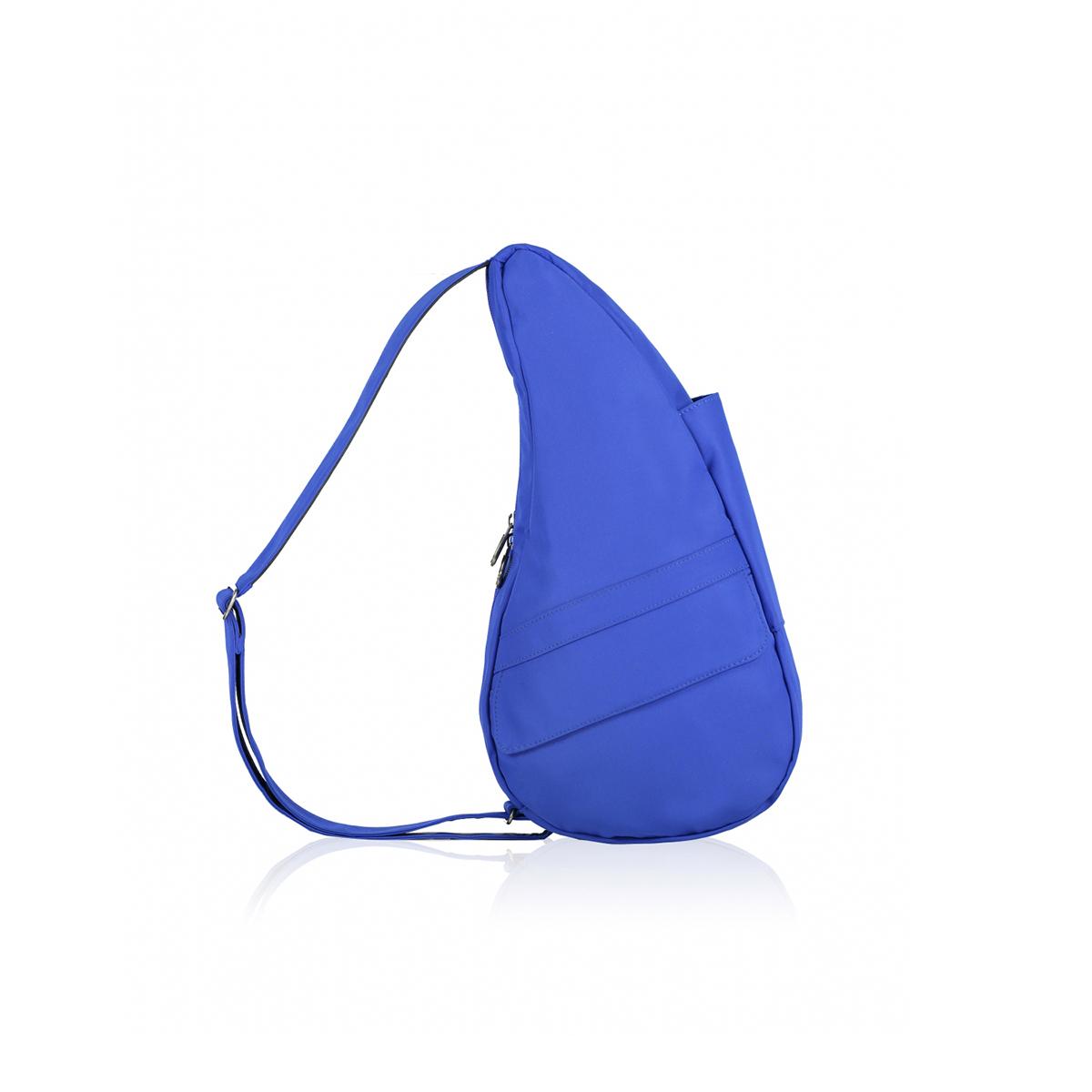 Healthy Back Bag/ヘルシーバックバッグ/ショルダーバッグ/ボディバッグ/旅行バッグ/軽量/レディース/メンズ 公式ストア ヘルシーバックバッグ マイクロファイバー Sサイズモザイクブルー