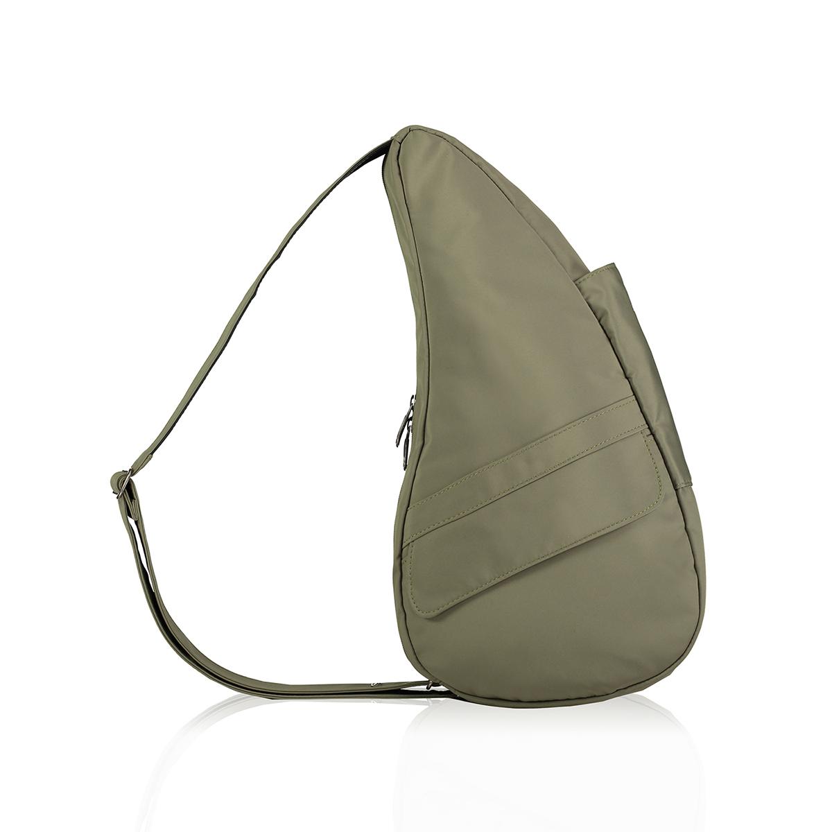 Healthy Back Bag/ヘルシーバックバッグ/ショルダーバッグ/ボディバッグ/旅行バッグ/軽量/レディース/メンズ 《限定ポーチ付》 公式ストア ヘルシーバックバッグ マイクロファイバー Sサイズモシーオーク