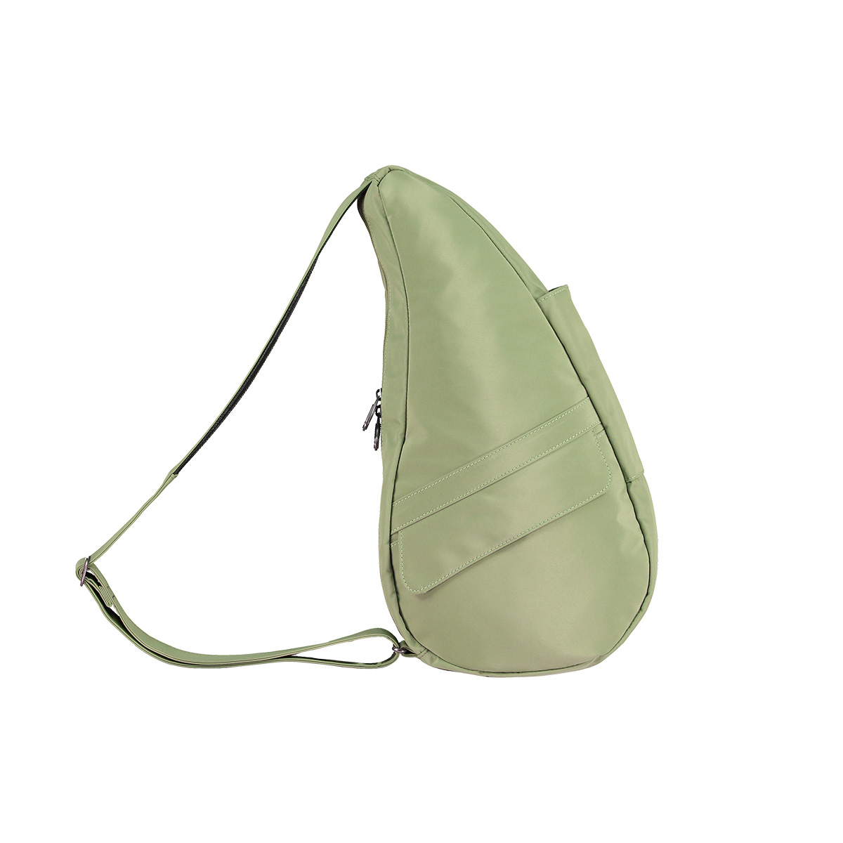 Healthy Back Bag/ヘルシーバックバッグ/ショルダーバッグ/ボディバッグ/旅行バッグ/軽量/レディース/メンズ 《限定ポーチ付》 公式ストア ヘルシーバックバッグ マイクロファイバー Sサイズ7303 アロエ