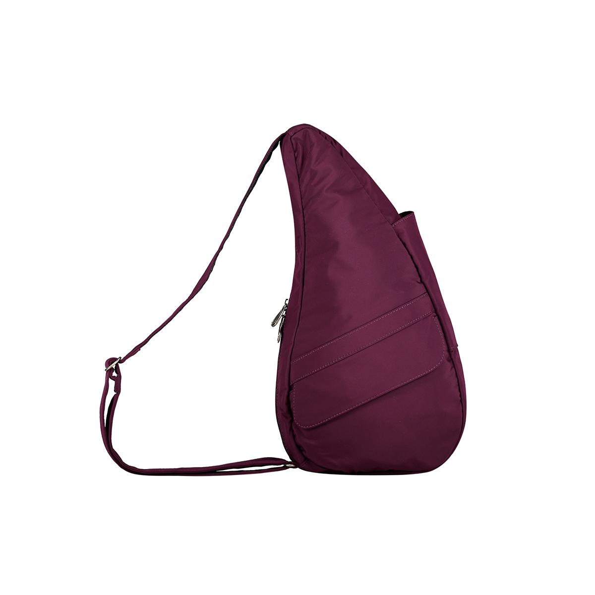 Healthy Back Bag/ヘルシーバックバッグ/ショルダーバッグ/ボディバッグ/旅行バッグ/軽量/レディース/メンズ 公式ストア ヘルシーバックバッグ マイクロファイバー Sサイズ ロイヤルパープル