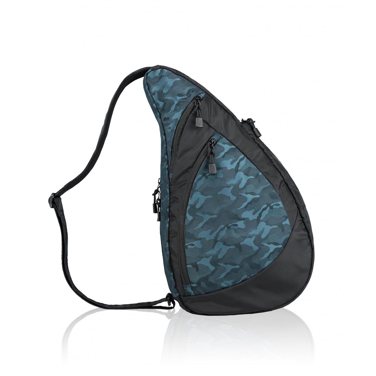 Healthy Back Bag/ヘルシーバックバッグ/ショルダーバッグ/ボディバッグ/旅行バッグ/軽量/レディース/メンズ 公式ストア 公式ストア ヘルシーバックバッグ アウトドアエレメンツ Mサイズ ラグーン