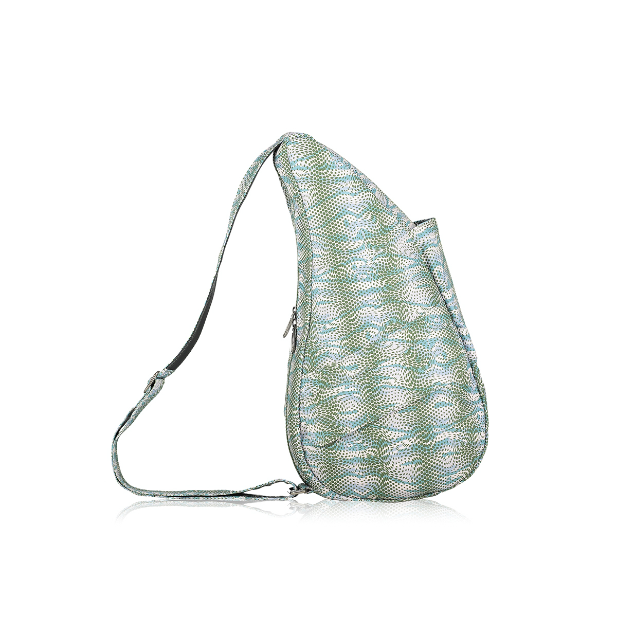 Healthy Back Bag/ヘルシーバックバッグ/ショルダーバッグ/ボディバッグ/旅行バッグ/軽量/レディース/メンズ 公式ストア ヘルシーバックバッグ HEALTHY BACK BAG プリント ゲッコー S サイズ Gecko ショルダーバッグ