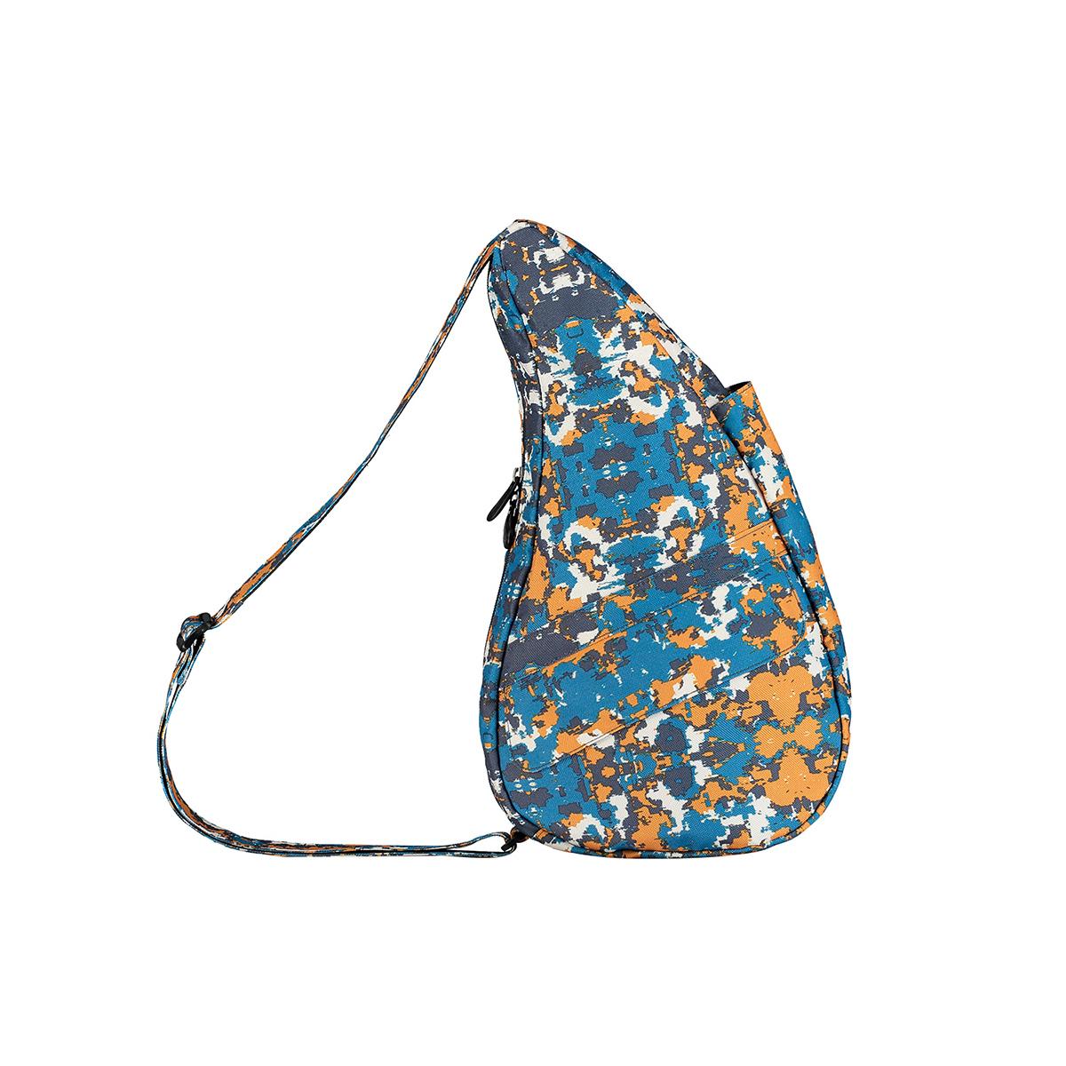 Healthy Back Bag/ヘルシーバックバッグ/ショルダーバッグ/ボディバッグ/旅行バッグ/軽量/レディース/メンズ 公式ストア ヘルシーバックバッグ プリント Sサイズ インダストリアルエボリューション ディープスカイ