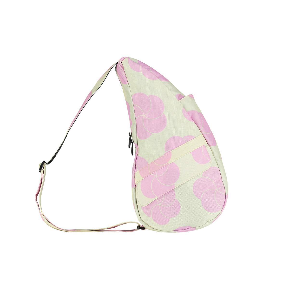 Healthy Back Bag/ヘルシーバックバッグ/ショルダーバッグ/ボディバッグ/旅行バッグ/軽量/レディース/メンズ 《限定ポーチ付》 公式ストア ヘルシーバックバッグ プリント Sサイズ ウメ