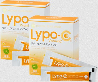 ripo-胶囊维生素C 30包入