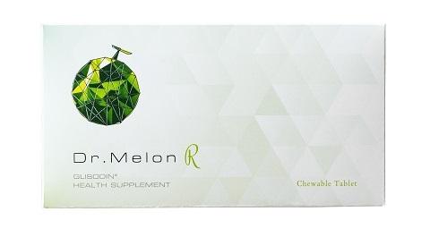 Dr.MelonR ドクターメロンアールフランス産メロンのメロングリソディン美容と健康と飲む日焼け止め