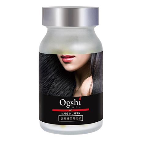 毛髪サプリメント ogshi(おぐし) 90粒入り