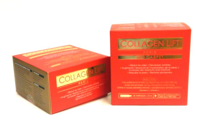 【2個セット】COLLAGEN LIFT PARIS Red Carpet