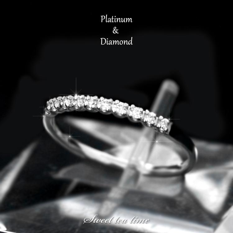 指輪 レディース Pt900 プラチナ ダイヤモンド 0.10ct ファッション ジュエリー リング ISD【送料無料】【o】【P20】【SS5C5】【ギフト】【s】