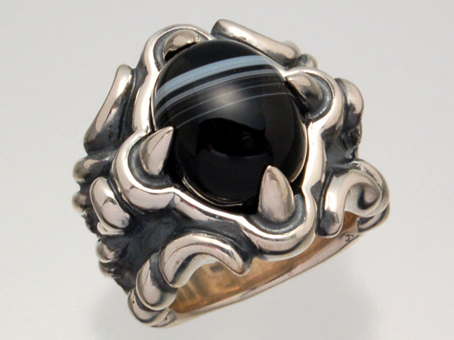 ウズ UZU 指輪 レディース RI-1295 ジュエリー アクセサリー シルバーリング SOX【ni】【ギフト】