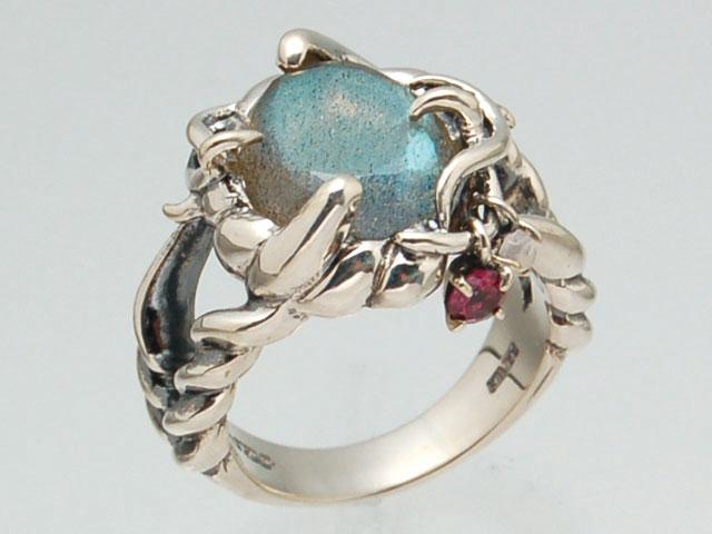 ウズ UZU 指輪 レディース RI-1364 ジュエリー アクセサリー シルバーリング イブシ LL RGA RQ【ni】【ギフト】