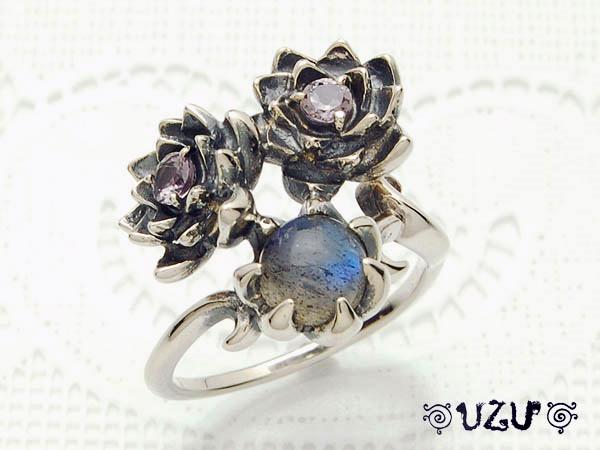 ウズ UZU 指輪 レディース RI-1485【UZU・ウズ】シルバー ジュエリー アクセサリーリング LL CAX【CP30】【P02】【ni】【ギフト】