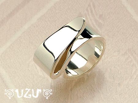 ウズ UZU 指輪 レディース RI-510 ジュエリー アクセサリー シルバーリング【ni】【ギフト】