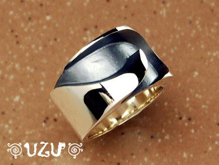 ウズ UZU 指輪 レディース RI-512 ジュエリー アクセサリー シルバーリング【ni】【ギフト】
