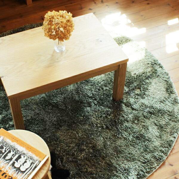 テーブル ローテーブル 70cm おしゃれ リビングテーブル シンプル 木製 オーク材