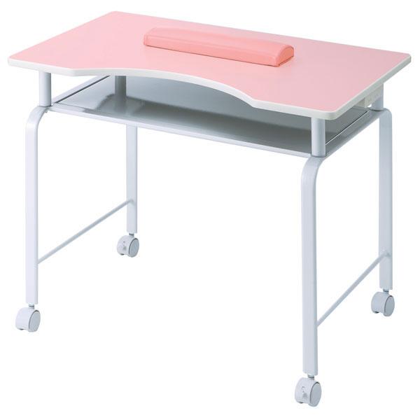 ネイルキャスターテーブル (マット付)