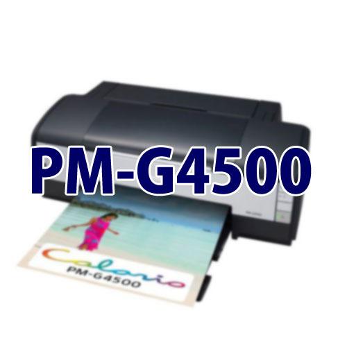 私人 PM G4500 爱普生 6 色墨盒 IC50 IC6CL50 集 (ICBK50 ICC50 ICM50 ICY50 ICLC50 ICLM50) 爱普生 Epson 兼容墨水液位显示 IC 芯片 Karari 科洛里奥通用墨水