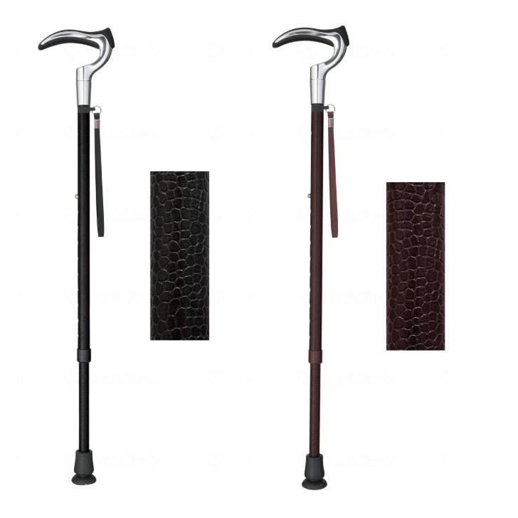介護用品 福祉用具 歩行関連 伸縮杖 おしゃれ 返品送料無料 ステッキ グランデル プレゼント WB3928 伸縮 杖 軽量 流行
