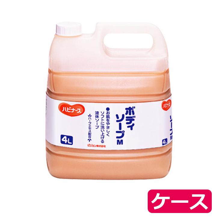ボディソープ / 11904 4L×3本【ケース販売】