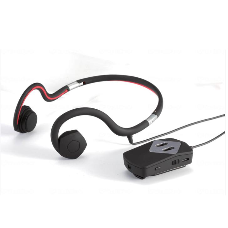介護用品 福祉 ラジオ 商い テレビ 補聴器 BN-803-17EXNA 会話用ワイヤレス骨伝導ヘッドホン 周波数 集音 売り出し