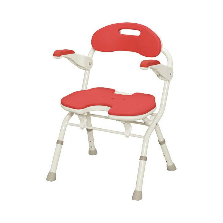 【介護 椅子 風呂 シャワー チェアー】折りたたみシャワーベンチFU