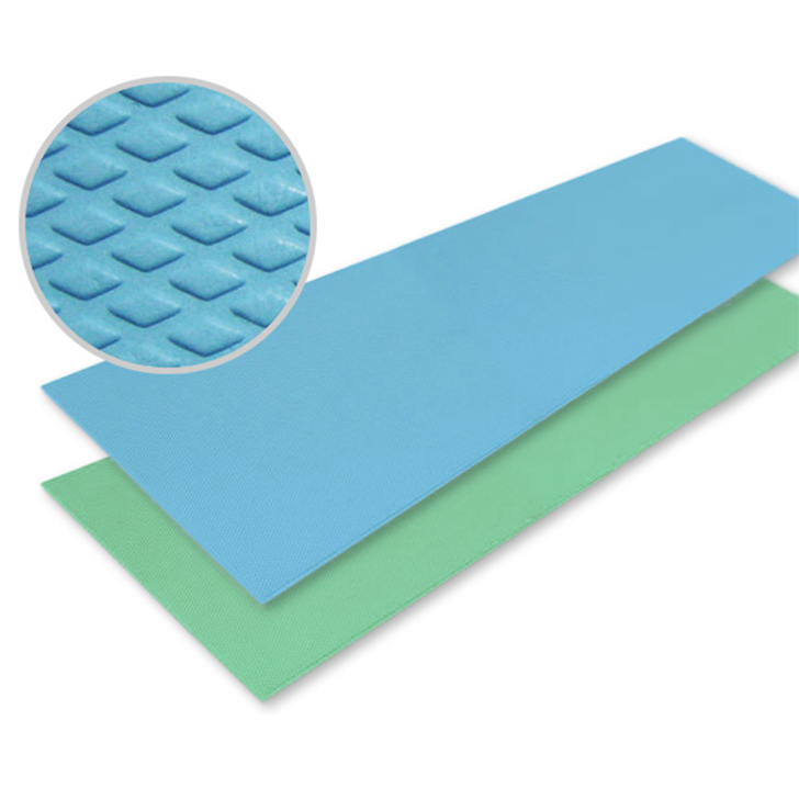 【滑り止め マット お風呂 バスマット 入浴 シート 介護】ダイヤロングマット 0.5×1.2m