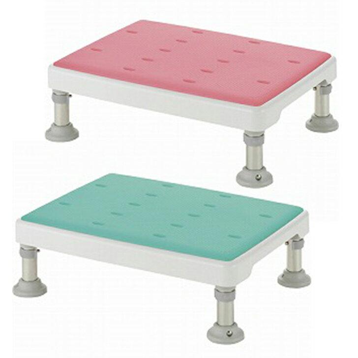 【介護 椅子 風呂 シャワー チェアー 浴槽台】浴そう台高さ調節付 やわらか L型