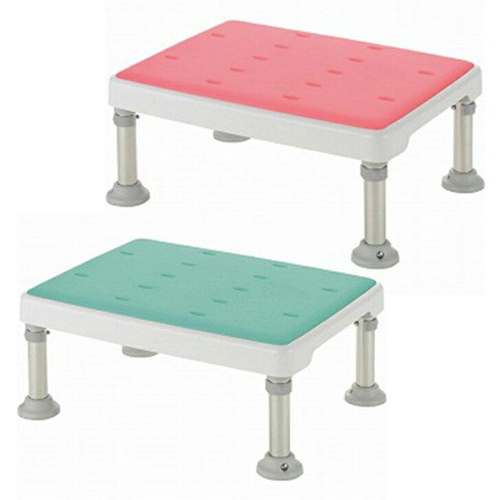 【介護 椅子 風呂 シャワー チェアー 浴槽台】浴そう台高さ調節付 やわらか M型