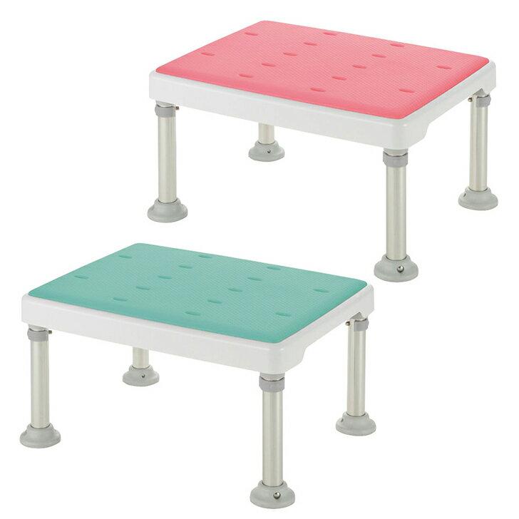 【介護 椅子 風呂 シャワー チェアー 浴槽台】浴そう台高さ調節付 やわらか H型