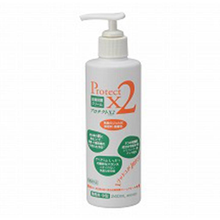 皮膚保護クリーム プロテクト×2 / 240ml×12本