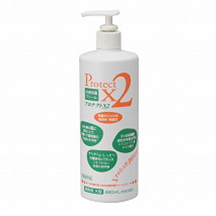 皮膚保護クリーム プロテクト×2 / 480ml×12本