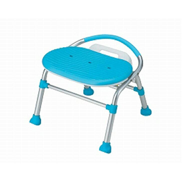 【介護 椅子 風呂 シャワー チェアー】幸和製作所 テイコブ シャワーチェア 背なしタイプ / SC02 ブルー