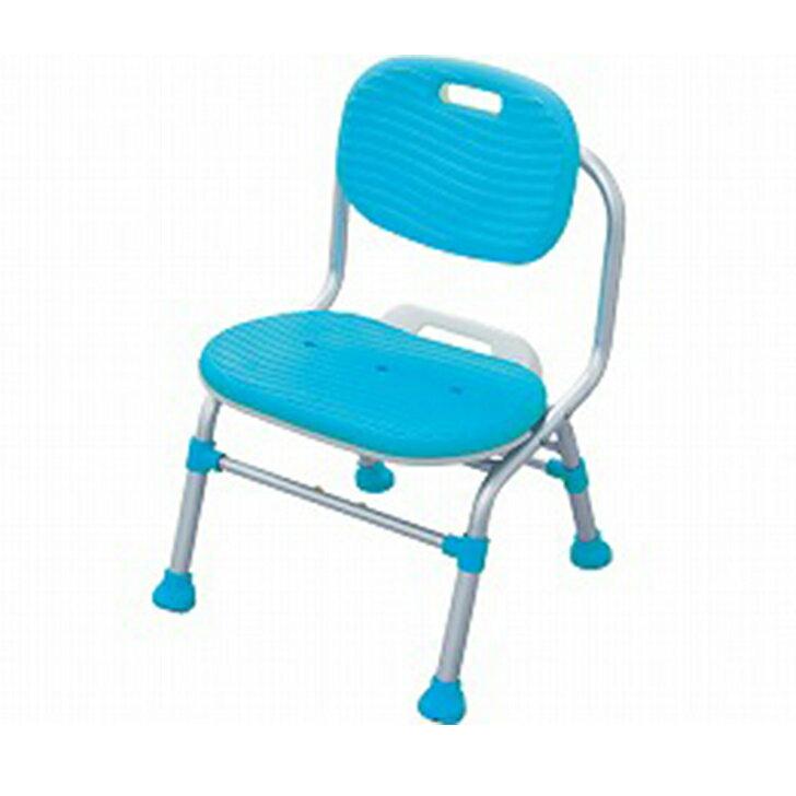 【介護 椅子 風呂 シャワー チェアー】幸和製作所 テイコブ シャワーチェア 背付きタイプ / SC03