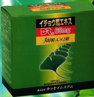 【限定クーポン】イチョウ葉エキスDR 300粒 2個組