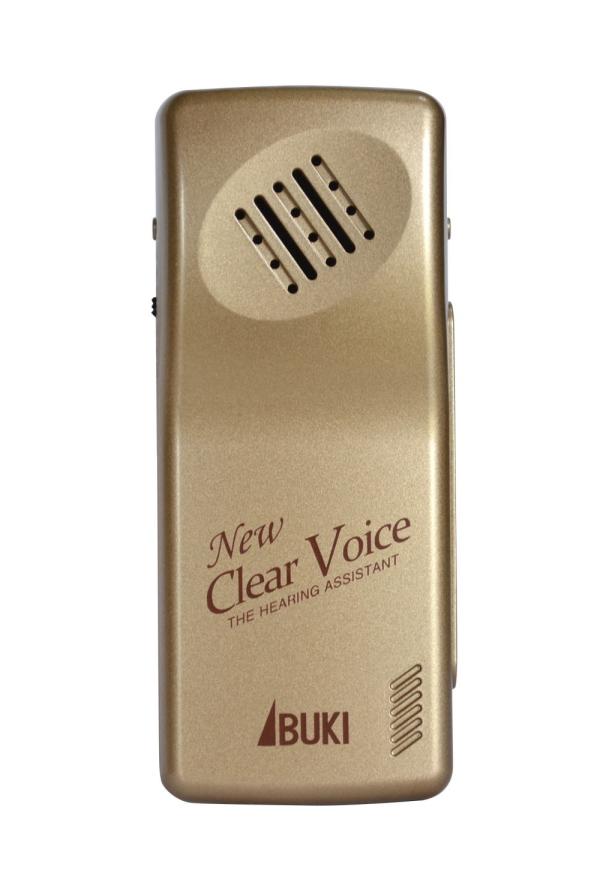 音声拡聴器 NEW クリアーボイス シャンパンゴールド 音声 拡聴器 クリアー 集音器 助聴器 耳 遠い シルバー用品 お年寄り 両親 母の日 父の日 祖父母 敬老の日 プレゼント