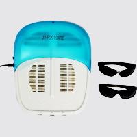 【送料無料】家庭用紫外線治療器 NEW UVフットケア CUV-5