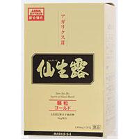 【限定クーポン】【送料無料】仙生露 顆粒ゴールド:1800mgX30包