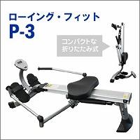 【期間限定クーポン】【送料無料】ローイング フィット P-3