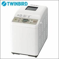 【送料無料】TWINBIRD(ツインバード) ホームベーカリー PY-E631W