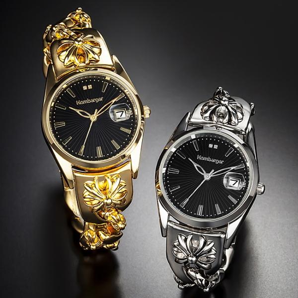 オムバーガー ガイアール腕時計 腕時計 メンズ腕時計 オムバーガー社 ガイアール ウォッチ 時計 ゴールド プラチナ 天然ダイヤモンド