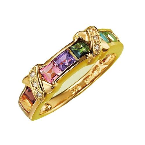 アミュレットはフランス語で お守り を意味します 代引き不可 開催中 アミュレットクロスダイヤモンドリング IB862 指輪 お守りリング アミュレットリング アクセサリー レディースジュエリー おしゃれ 天然石 リング お買い得