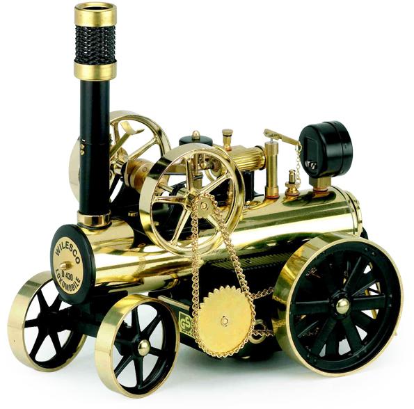 【直送品】【代引き不可】蒸気エンジン付トラクター Model D430