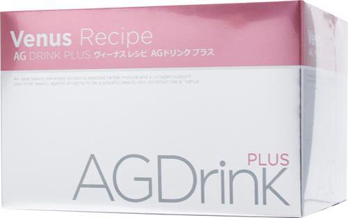 【代引き不可】【送料無料】アクシージア ヴィーナスレシピ AGドリンク プラス