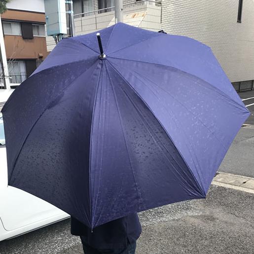 【代引き不可】再帰反射イルミナイト 婦人用傘×6本セット