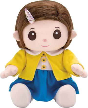 【限定クーポン】【選べるプレゼント付♪】【送料無料】【即納】【あす楽対応】しゃべる人形 おりこうのんちゃん