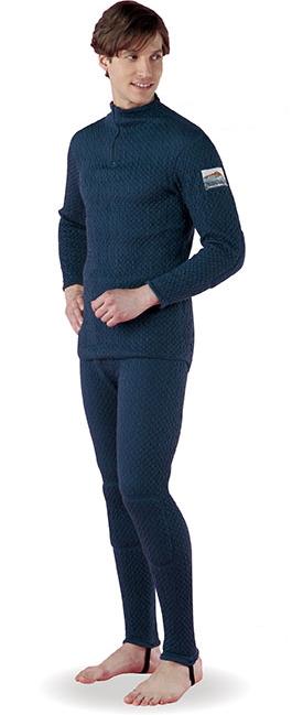 【プレゼント付】チョモランマ 肌着 上下別売り ダンロン アンダーウェア ひだまり 下着 インナーウエア 冷え性対策 冷え性対策グッズ